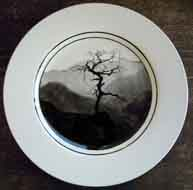 Craggy Tree Plate